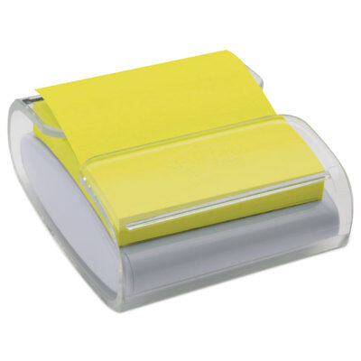 Post-it Pop-up Notes Wrap Dispenser 3 X 3 Whiteclear Wd330wh