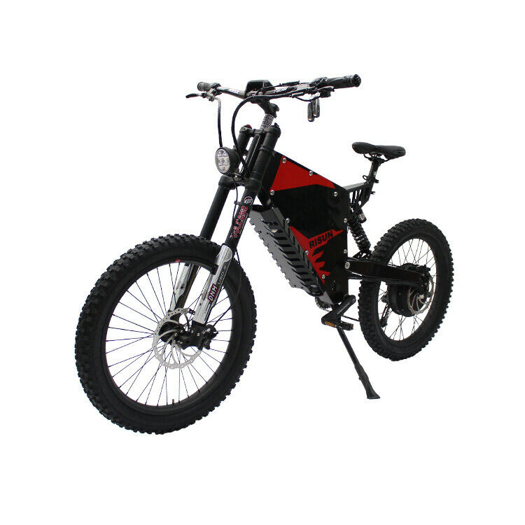 EU/UK/USA Duty Free FC-1 Stealth Bomber Mountain E-bike Electric Bicycle (New - 3588 GBP)