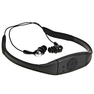 8GB-3M-Waterproof-Sport-Mp3-Player-Headset-FM-Radio-USB-Flash-Drive-Swimming