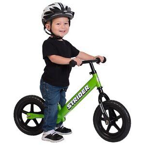Strider bike classic 12 vert, neuf