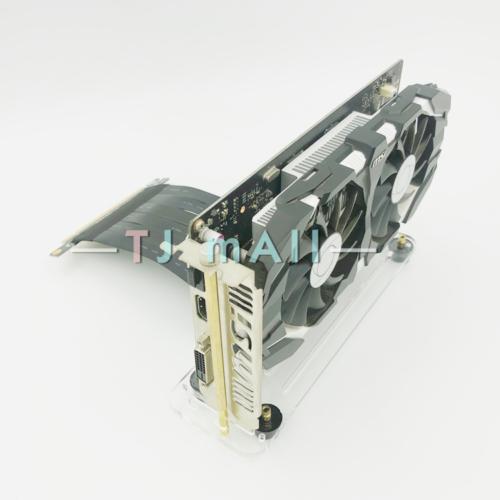 Integrierte Halterung für Grafikkarten-Basisverlängerung PCI-E 3.0x16-Gehäuse