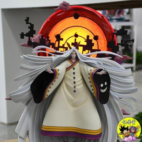 Naruto Ootutuki Kaguya Statue Painted Model Resin Statue Led Light In Stock GK