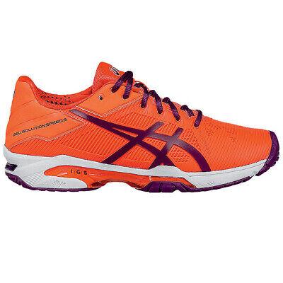 Asics Gel Solution Speed 3 Damen Tennisschuh  Asics Gel Solution Speed