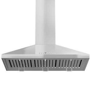 New Powerful 760 cfm 30 inch Z-Line Stainless Steel Range Hood