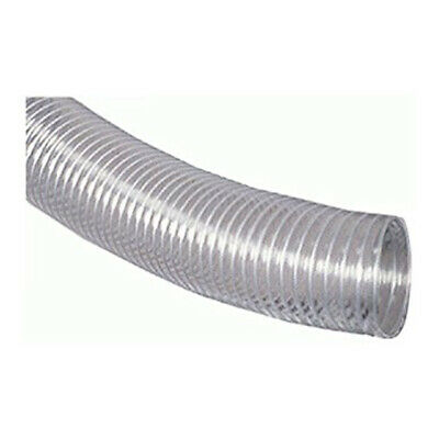 Jet Jw1034 The Jet 4 X 10 Clear Hose In Jet Ww Dust Collector Accessories