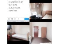 Room to let situated in the hull city centre (George street)