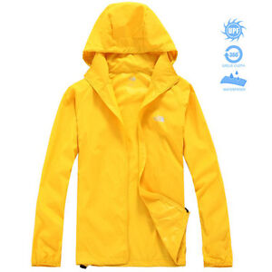 Cycling Running Hiking Light Weight Breathable Waterproof Wind Jacket Rain Coat