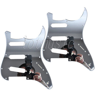 3 electric guitar pickguard scratch plate for yamaha pacifica 112v parts 3ply ebay. Black Bedroom Furniture Sets. Home Design Ideas