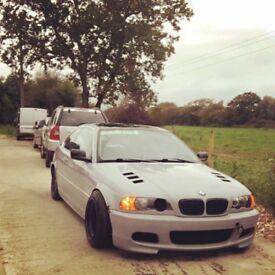 Bmw e46 323ci drift car