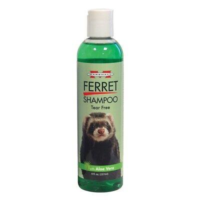 Marshall Ferret Shampoo Tear Free w/Aloe Vera 8oz Made in The USA