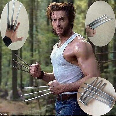 Kids Wolverine Claws (1pair/2Pcs Adlut Children version Wolverine Claws Hard Plastic Cosplay The)