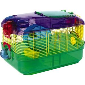 CritterTrail Hamster cages (2 available)