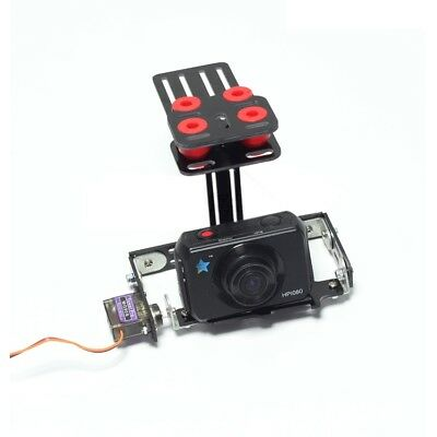 FPV Single Axis Camera Gimbal With Servo Support Multi Camera For F450 RC Drone