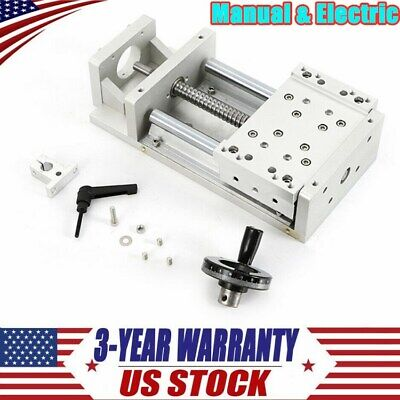 Manualelectric Sliding Table Sfu1605 100mm Slide X Y Z Axis Cross Linear Stage