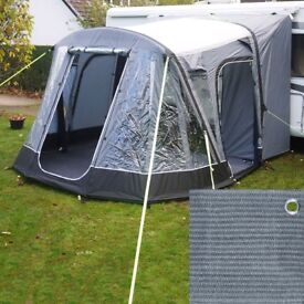 Sunncamp Rotonde Motor Air 325 Drive-away Awning - REDUCED FOR QUICK SALE