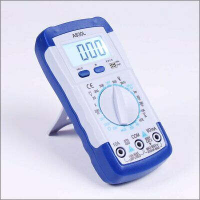 A830l Lcd Digital Multimeter Dc Ac Voltage Diode Freguency Multitester