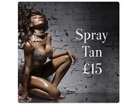 Mobile Spray Tanning & Eyelash Extensions