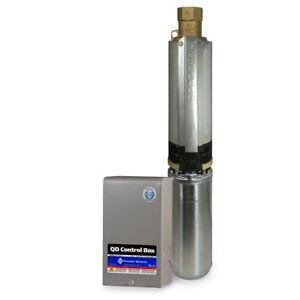 franklin submersible pump and control