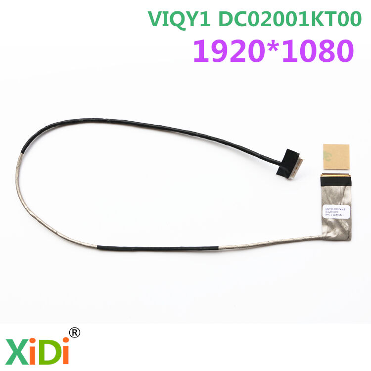 Lenovo Ideapad Y510P HD+//Full HD 1920*1080P LCD LVDS Display Cable DC02001KT00