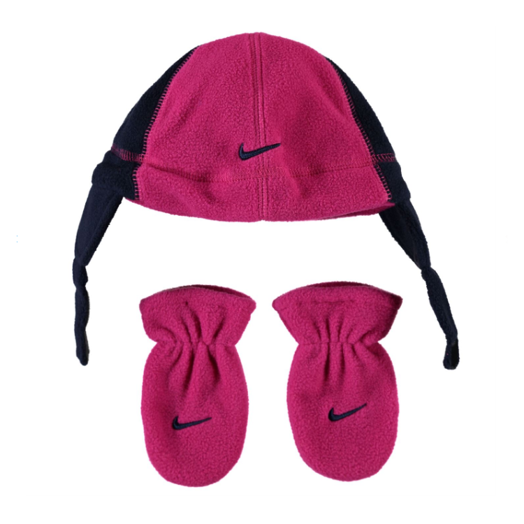 Ensemble bonnet + gants  NIKE