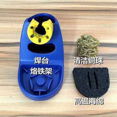 1pc Hakko B3472 Iron Holder Sponge Cleaning Wire For Fx-888 Fx-888d Fx-936 Cy