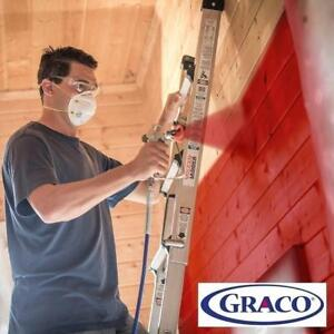 NEW GRACO AIRLESS PAINT SPRAYER 262800 202514505 X5 Stand Airless Paint Sprayer