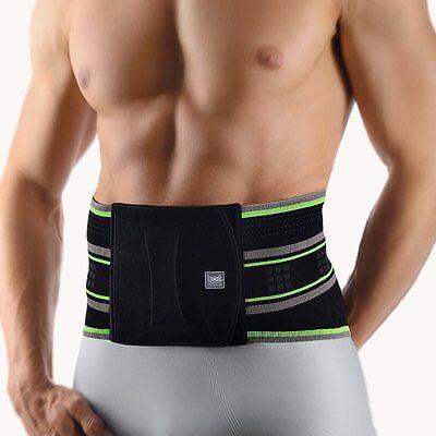 Bort STABILOBASIC SPORT Rückenbandage mit Pelotte Gr.3 90 - 100 cm NEU NP 99,90