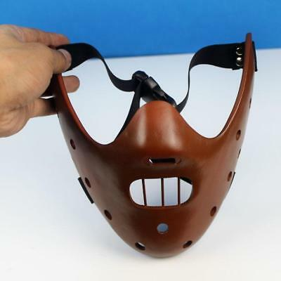 Mask Craft Silence Of The Lambs Hannibal Lecter Film Characte Coffee Xmas - Hannibal Mask