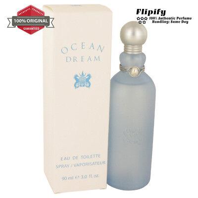 OCEAN DREAM Perfume 3 oz / 90ml EDT Spray for WOMEN by Designer Parfums ltd