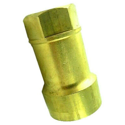 MOEN # 13797 BRASS CARTRIDGE RETAINING NUT FITS CHATEAU  2 OR 3 VALVE UNITS