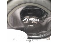 Subwoofer (set of all) Sony (used).