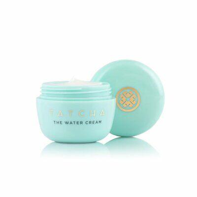 TATCHA ~ THE WATER CREAM Pore Perfecting Moisturiser ~10ml Travel Size ~...
