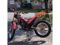 Gas gas jtx 270 trail bike 2stroke