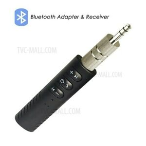 Wireless Bluetooth V4.1 3.5mm AUX Audio Stereo Music Home Car
