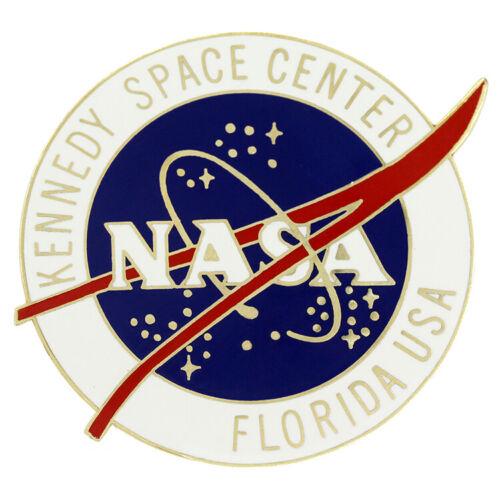 """NASA KSC Meatball 1"""" Lapel Pin - FREE Shipping from U.S."""
