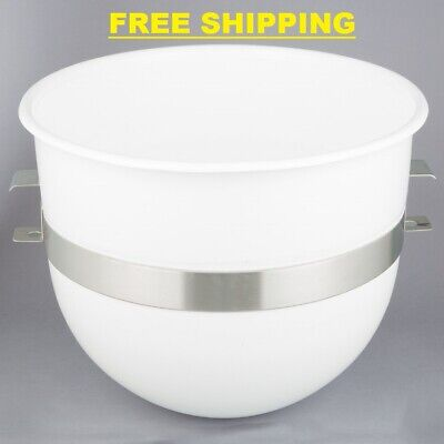 Hobart Equivalent Classic 20 Qt. Plastic Mixing Bowl For A200 Classic Series Mix