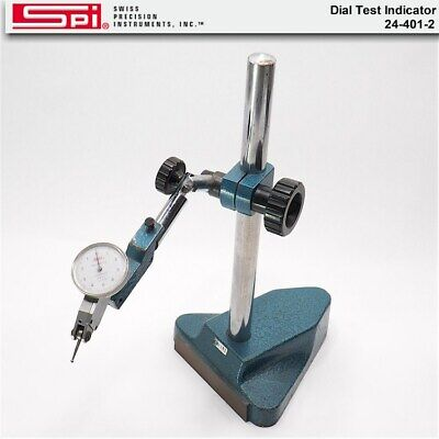 Spi Dial Test Indicator No.24-401-2 With Steel Stand