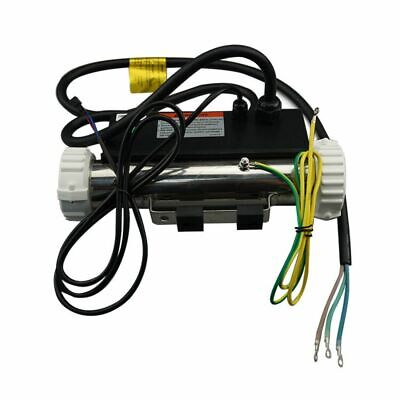 Spa heater LX H30R1 H30-R1 hot tub heater 3kw 3000w flow switch and fittings