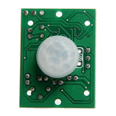 Geeetech Tiny Pir Motion Sensor Body Movement Detector Modulearduino Compatible