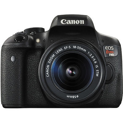 Canon EOS 750D - Rebel T6i from ThePixelHub