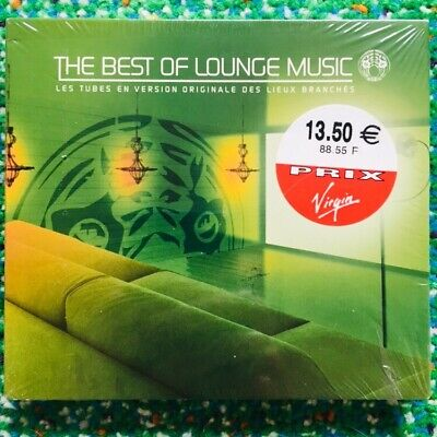 Various Artists - Best of Lounge Music ~ 2-Disc CD Set GRVG - Fast/Free S&H