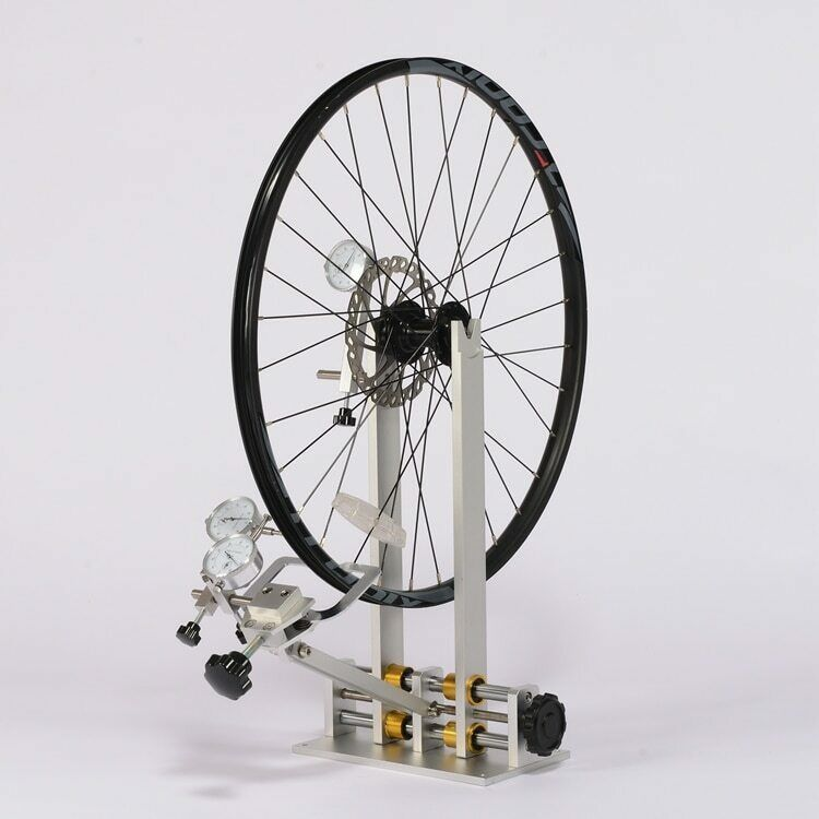 Professional Bicycle Wheel Tuning stand MTB road bike wheel Bicycle Repair Tools (New - 369 USD)