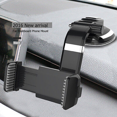 360 Car Holder Windshield Mount Bracket For Mobile Cell Phone HTC Samsung GPS CY (Automotive Windshield Mounting Bracket Gps)