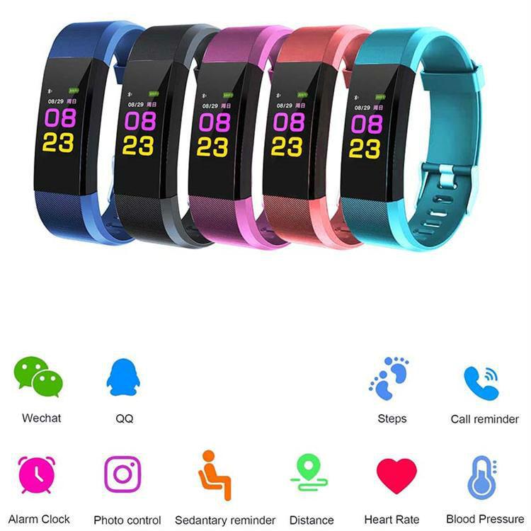 Brand New Fitbit StyIe Sports Waterproof Fitness Activity Tr