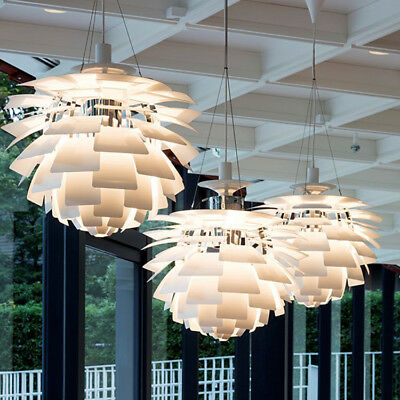 PH5 Light Fixtures Pine Cone Chandelier Aluminum Ceiling Light LED Pendant Lamp 5 Light Pinecone Chandelier