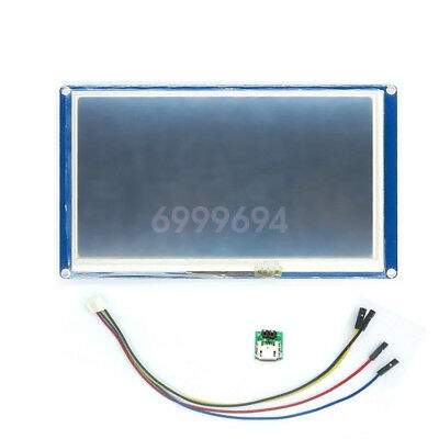 New 7.0 Hmi Intelligent Nextion Lcd Module Display For Raspberry Pi Arduino