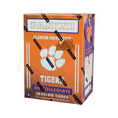 2016 Panini Clemson Tigers Collegiate Multi-Sport Blaster Box