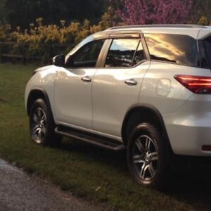 """2016 Fortuner 17"""" GXL stock alloy rims Castle Hill The Hills District Preview"""