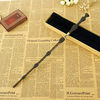 Harry Potter Professor Dumbledore's Wand The Elder Wand in Box Cosplay Prop Gift
