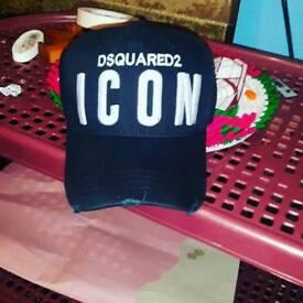 Icon dsquared cap